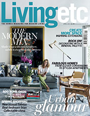 Living Etc Magazine – December 2013