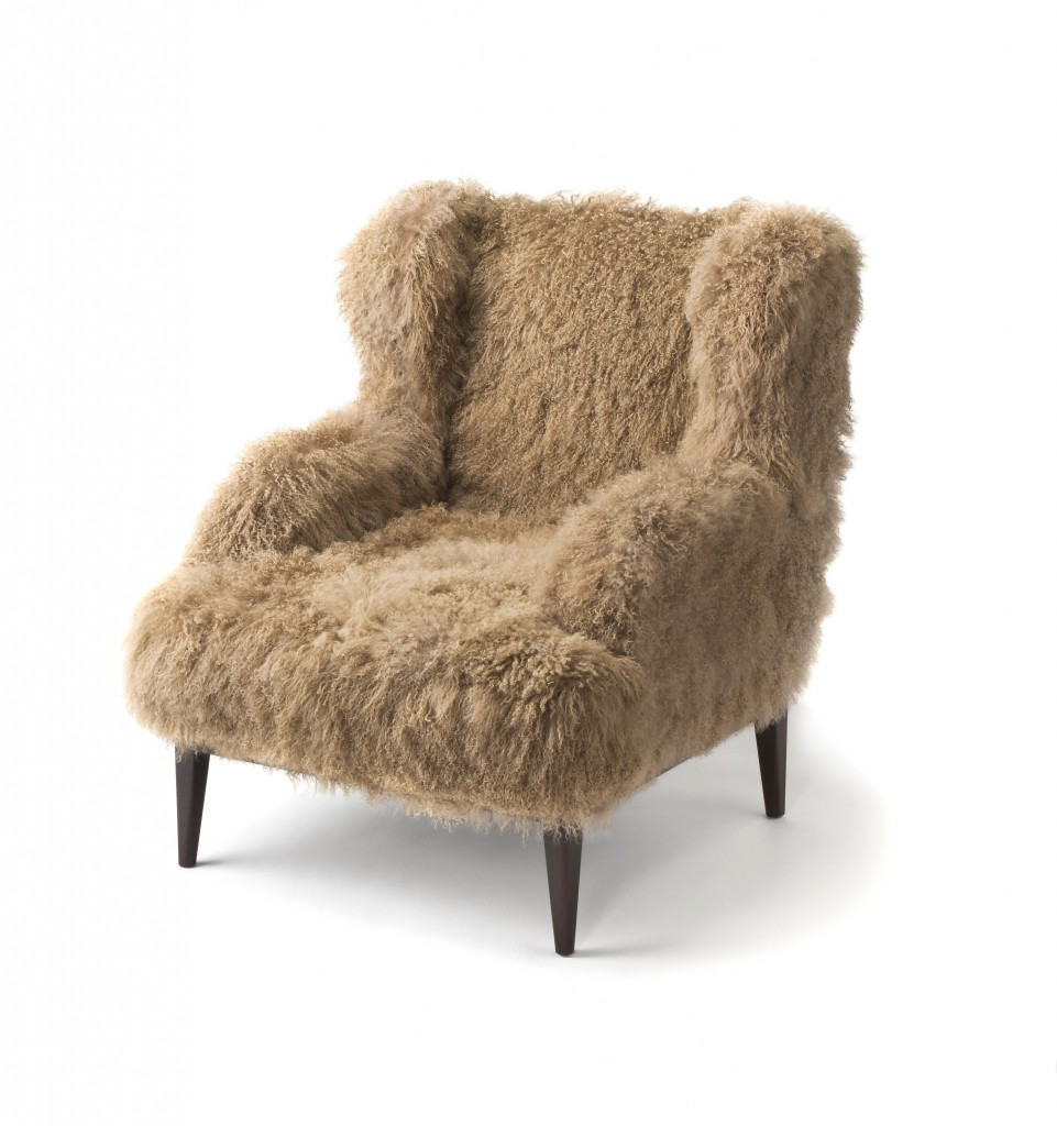 Image of Mammoth Wing Chair