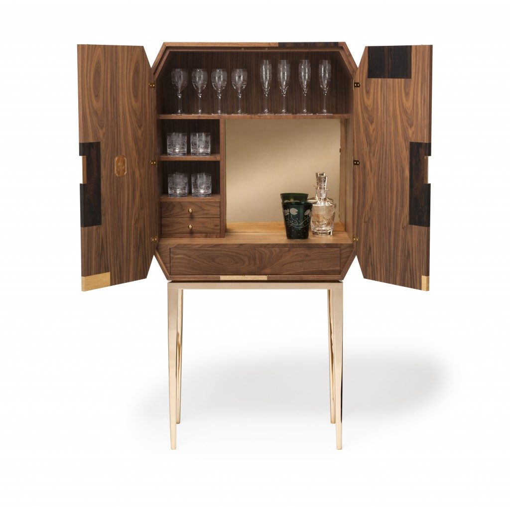 Image of Manhattan Drinks Cabinet