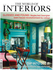 World of Interiors – April 2017