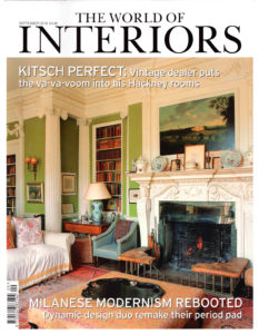 World of Interiors – September 2018
