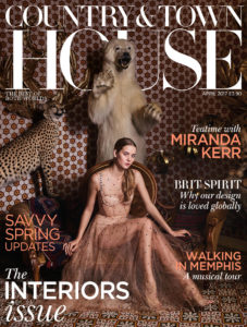 Country and Town House – April 2017