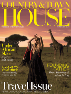 Country & Town House Magazine – March 2018
