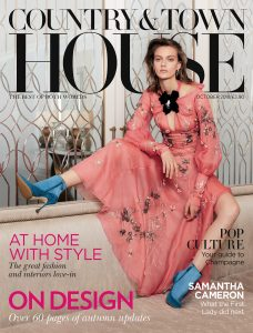 Country & Town House – October 2018