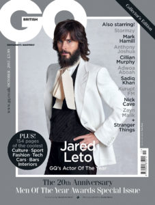 GQ Magazine – October 2017