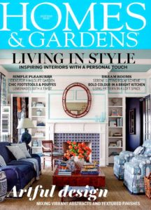 Homes & Gardens – July 2018