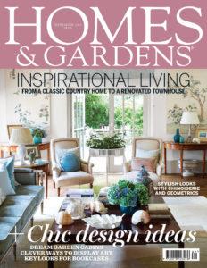 Homes & Gardens – September 2016