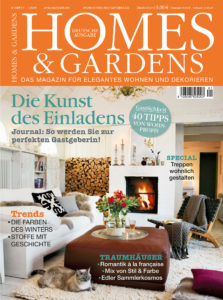House & Garden Germany – February 2018