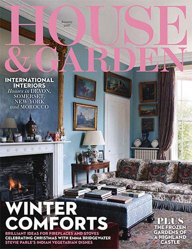 House U0026 Garden Magazine U2013 January 2017