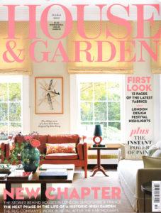 House & Garden – October 2016