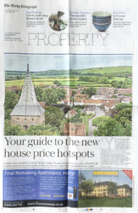Telegraph Property Supplement – June 2016