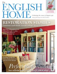 The English Home Magazine – February 2018