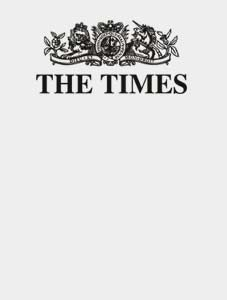 The Times Newspaper – May 2017