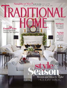 Traditional Home – December 2017