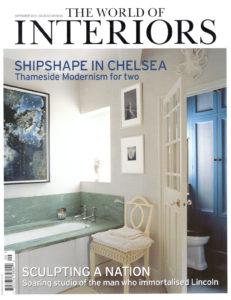 World of Interiors – September 2016