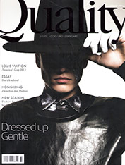 Quality Magazine – October 2013