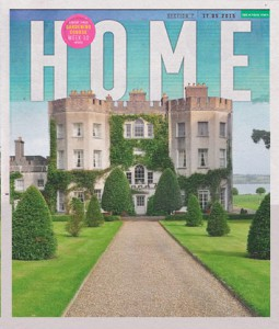 Sunday Times – Home Magazine – May 2015