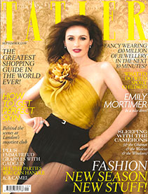 Tatler – September 2011