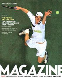 Times Magazine – 2007