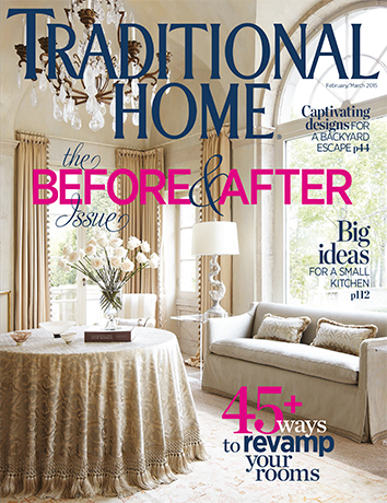 Traditional Home Magazine February 2017