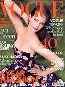 Vogue – January 2008