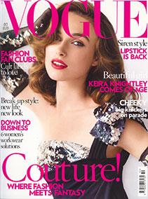 Vogue – October 2007