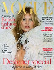 Vogue UK – December 2013