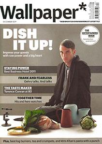 Wallpaper* Magazine – December 2011