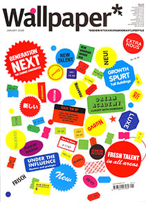 Wallpaper* Magazine – January 2009