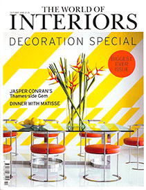 World of Interiors – October 2008