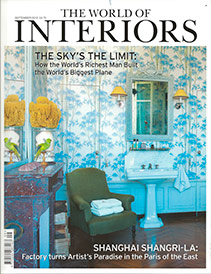 World of Interiors – September 2012