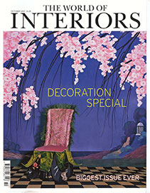 World of Interiors – October 2007