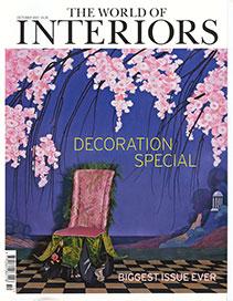 World of Interiors – October 2007